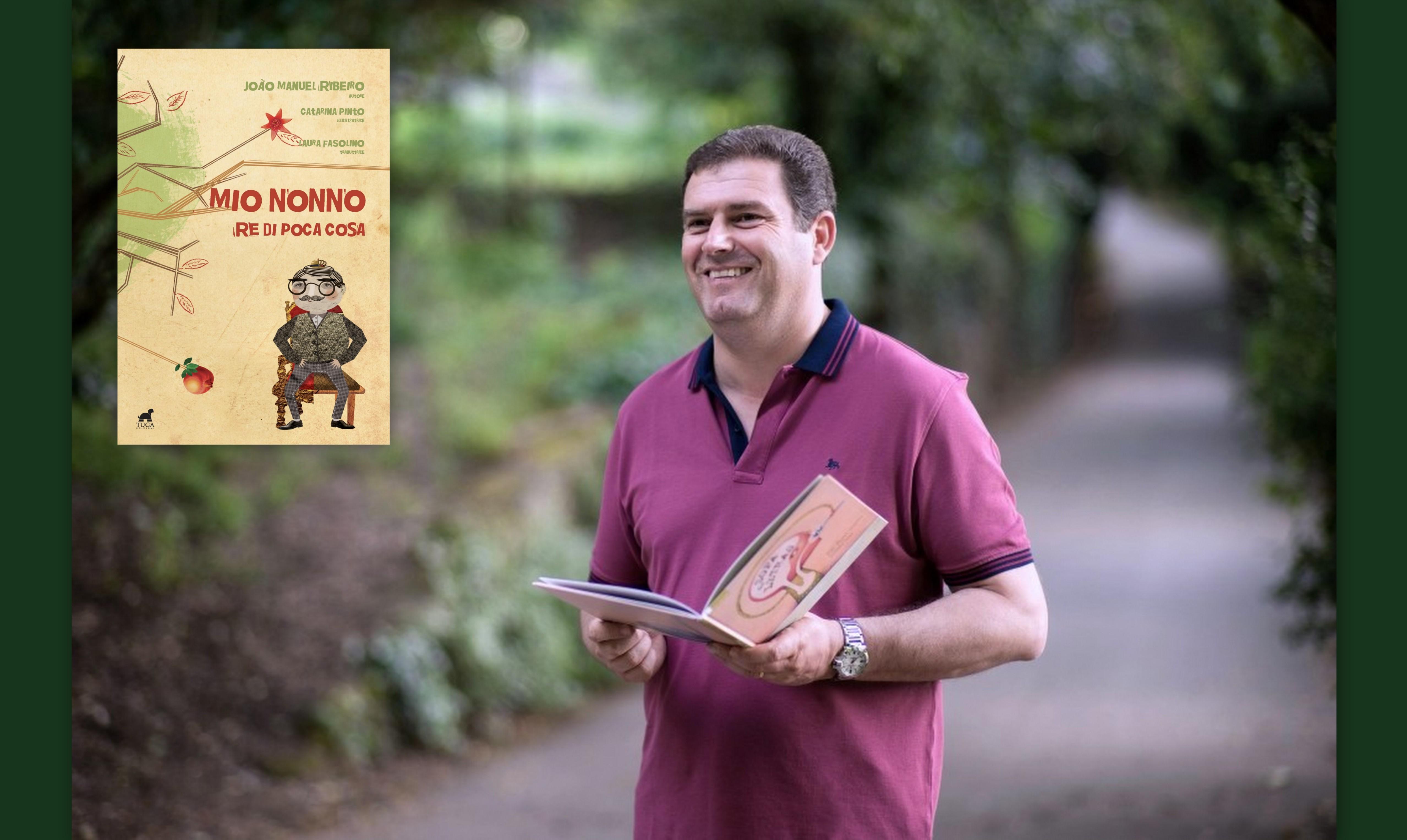 João Manuel Ribeiro: un pezzetto di Portogallo a casa Tuga